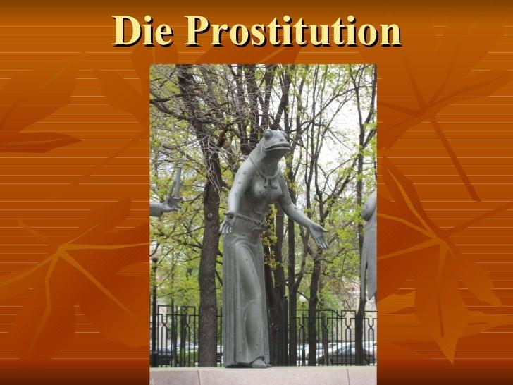 Die Prostitution