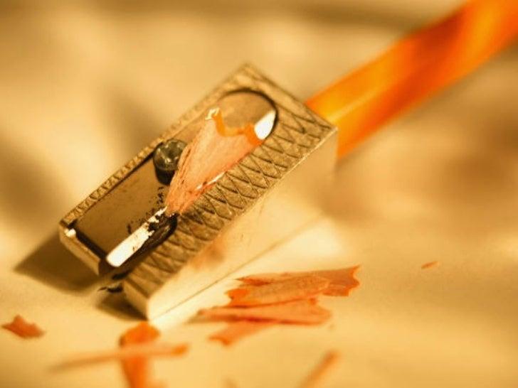 مَثل قلم الرصاص