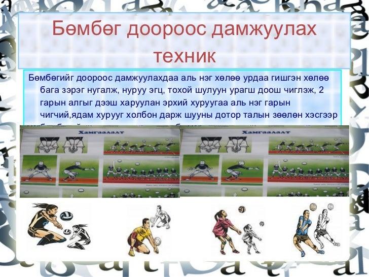 волейбол Slide 2