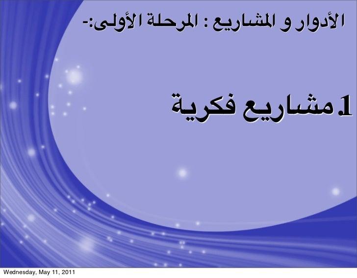 -‐:Q&وV اE,T(4دوار و ا4/#ر.- : اVا                                          E.(WU -.1. 0/#رWednesday,...