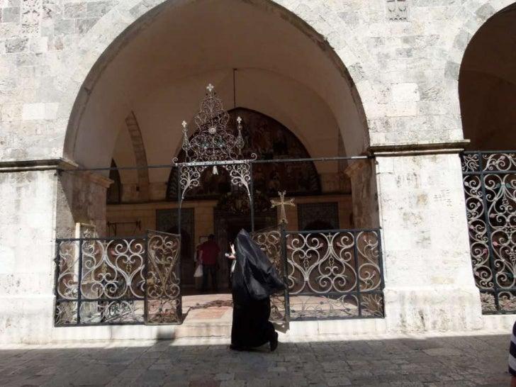 """קתדרלת יעקב הקדוש (סנט גימס"""") ברובע הארמני<br />"""
