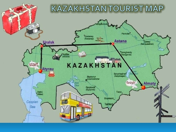 tourism in kazakhstan