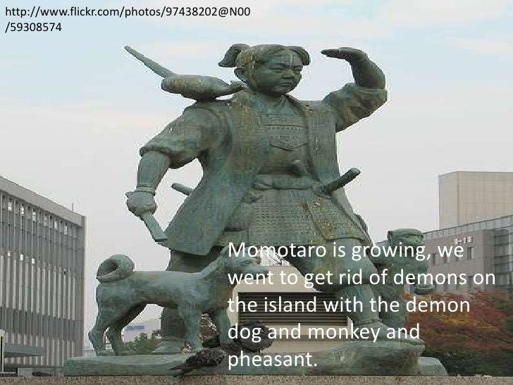 http://www.flickr.com/photos/97438202@N00/59308574                                     Momotaro is growing, we            ...