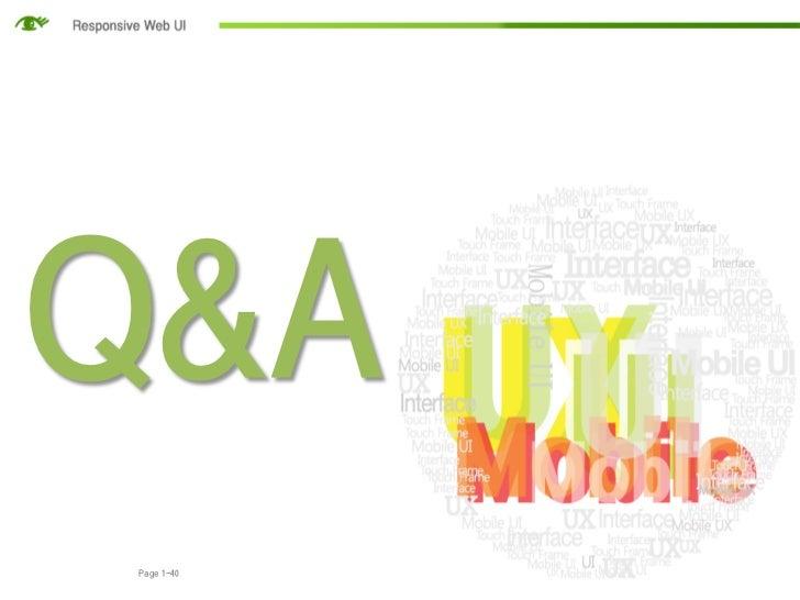 Q&APage 1-40