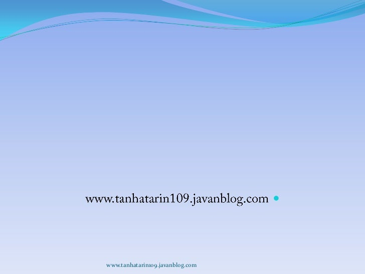 www.tanhatarin109.javanblog.com