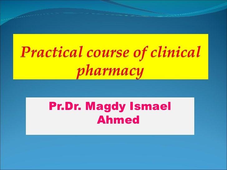 Pr.Dr. Magdy Ismael Ahmed