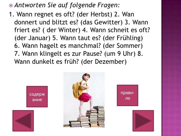  Gebrauchen    Sie die Wörter in Klammern in  der richtigen Form:1. Im Buch handelt es sich um (die Familie  eines Lehrer...