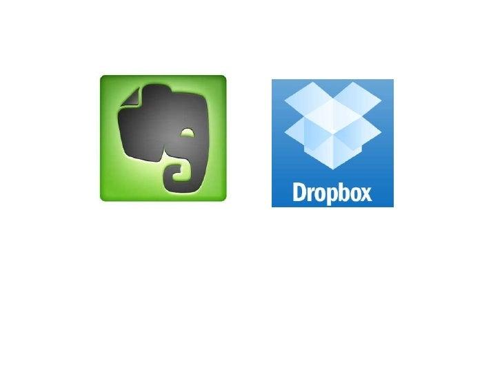 Evernote• 거의 모든 장치들(컴퓨터, PC 등)에서 사용  가능한 노트 어플리케이션• http://www.evernote.com