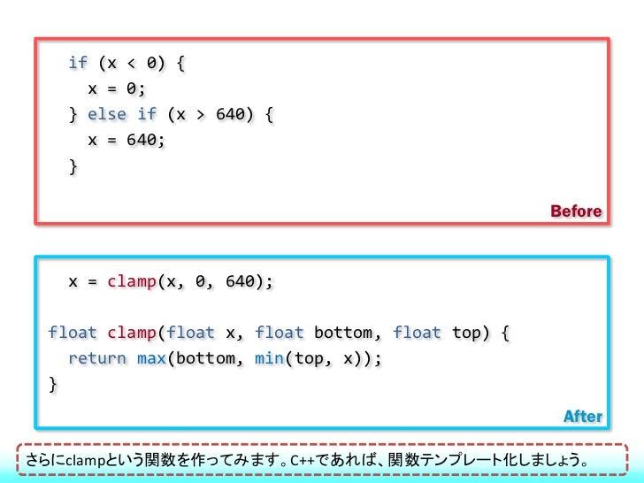 myFriend.getYourFriend().method();                                        Before   myFriend.method();                     ...
