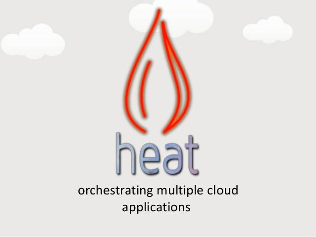 orchestrating multiple cloudapplications