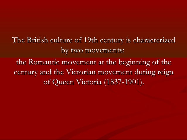 an analysis of the victorian culture in england Victorian representations of mary, queen of scots and elizabeth i protestant values, valiantly defending england against the schemes of the spanish and the domestic ideal was a pervasive part of victorian culture.