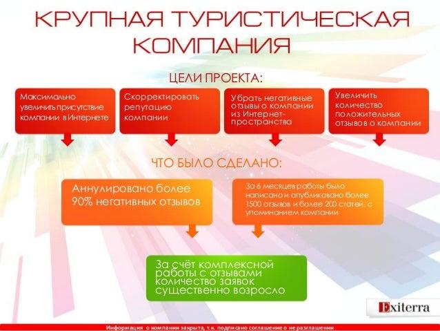 Компания Exiterra была основана одновременно с        • УСПЕШНО работаем 11 лет на рынке комплексного                     ...