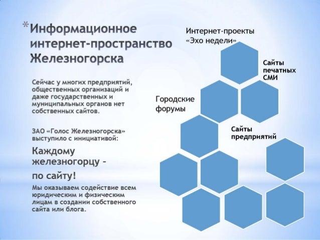 Тематическое приложение к онлайн-газете «Эхо недели»