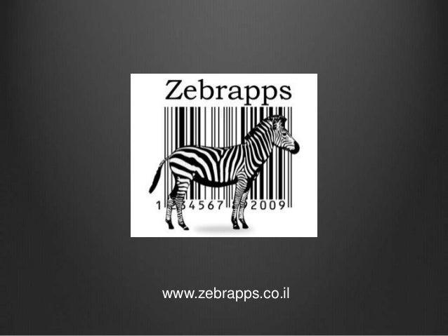 www.zebrapps.co.il