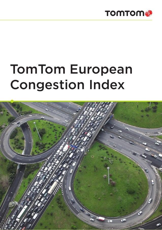 TomTom EuropeanCongestion Index