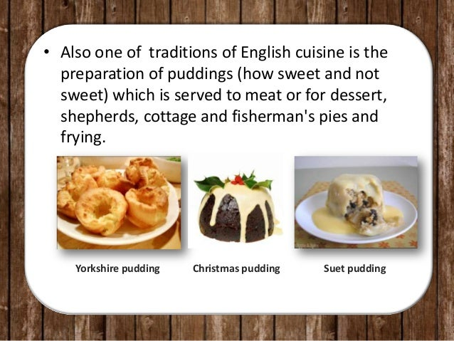 English cuisine 7 also one of traditions of english cuisine forumfinder Choice Image