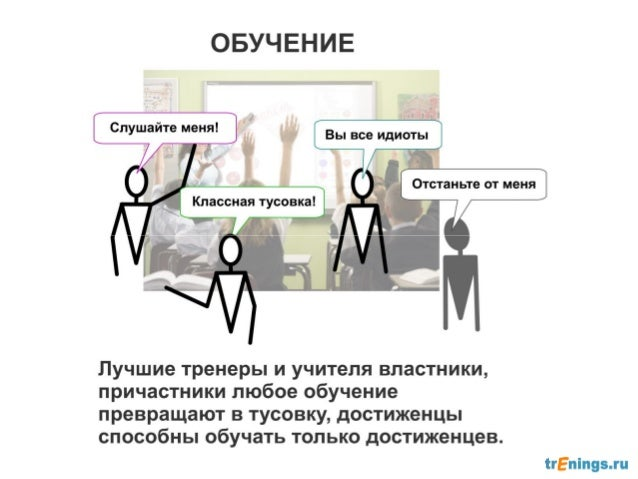 Инструкция/информацияЛюди с внутренней референцией воспринимаютинструкцию, как информацию, люди с внешнейреференцией воспр...