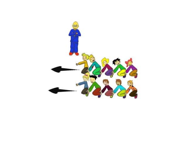 Το νησί των ναυαγώνΣτόχοςΑντίληψη χώρου, ισορροπία, ικανότητα συντονισμού-συνεργασία.ΣενάριοΤα παιδιά χωρίζονται σε δύο ισ...