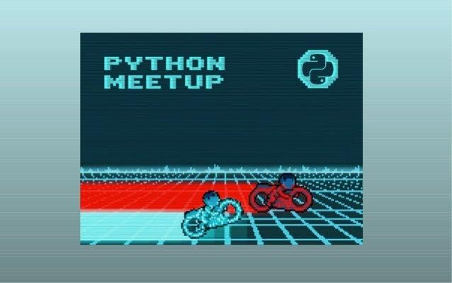 Python: легко и просто.Красиво решаем повседневные задачи.Александр Семенюкa_semianiuk@wargaming.net