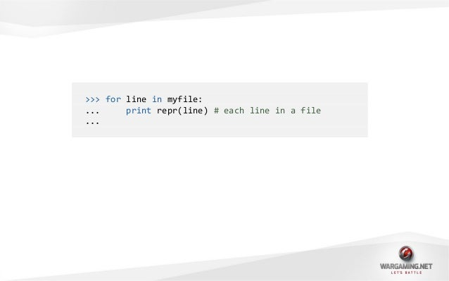 f = open(config.txt)try:for line in f:line = line.strip( n)if not line:continueif line.startswith(#):continuedo_some_staff...