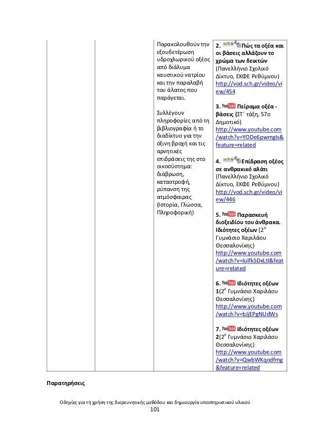 Πρόγραμμα Pathway: Διερευνητική μέθοδος και υποστηρικτικό υλικό φ.ε. Ε΄και Στ' τάξεων Δημοτικού