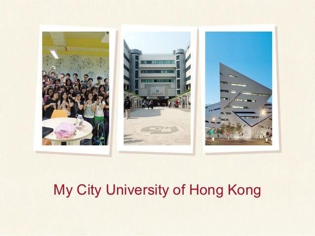 My City University of Hong Kong