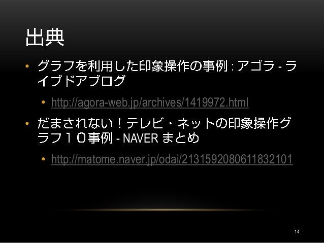 14 • : - • http://agora-web.jp/archives/1419972.html • - NAVER • http://matome.naver.jp/odai/2131592080611832101