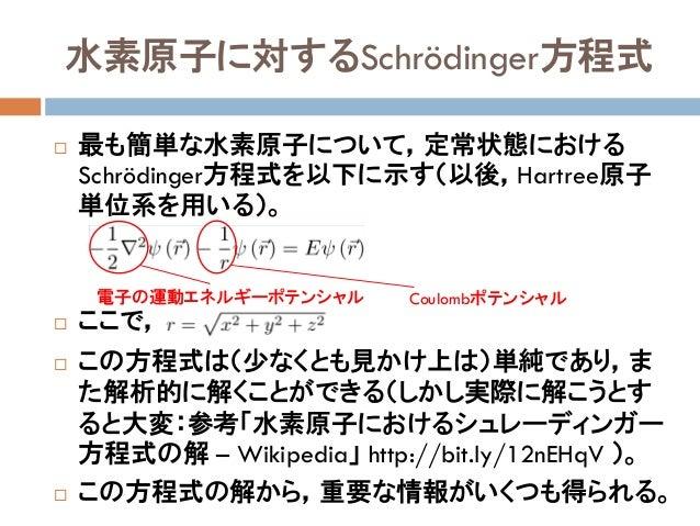 第一原理計算と密度汎関数理論