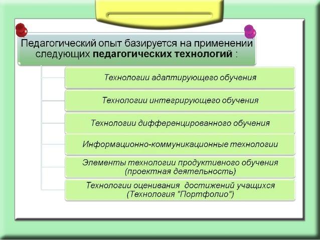 мугалимдин портфолиосу