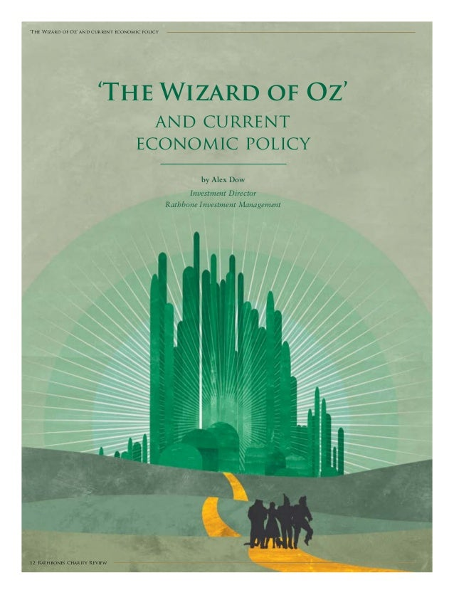 wizard of oz political allegory The historian's wizard of oz: reading l frank baum's classic as a political and monetary allegory annotated edition edition.
