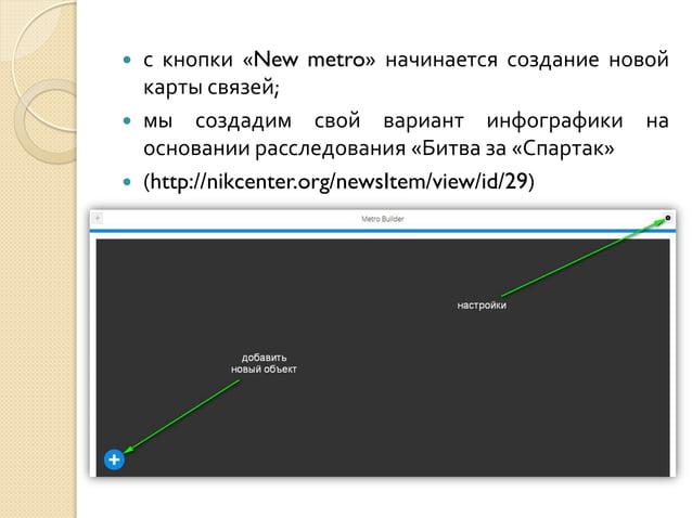   следом за ней появится новое окно для редактирования (обязательно нужно вписать значение, это данные, которые визуализи...