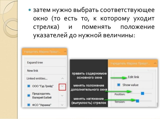 VIS visual investigative scenarios инструкция создания карт связей