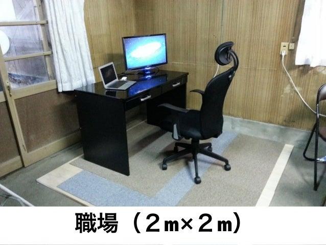 職場(2m×2m)