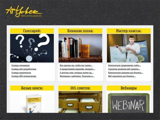 Создание успешного веб проекта