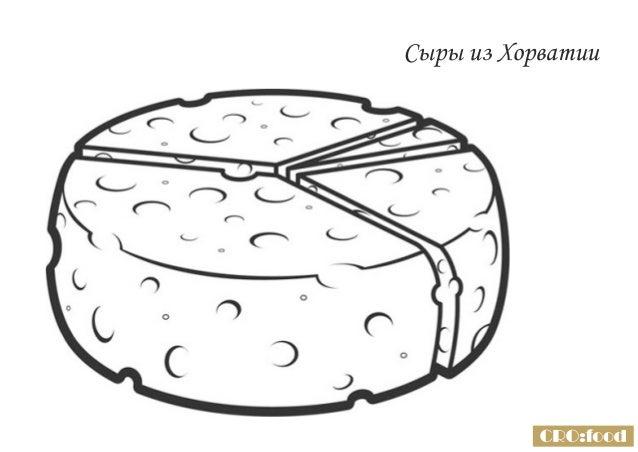Сыры из Хорватии