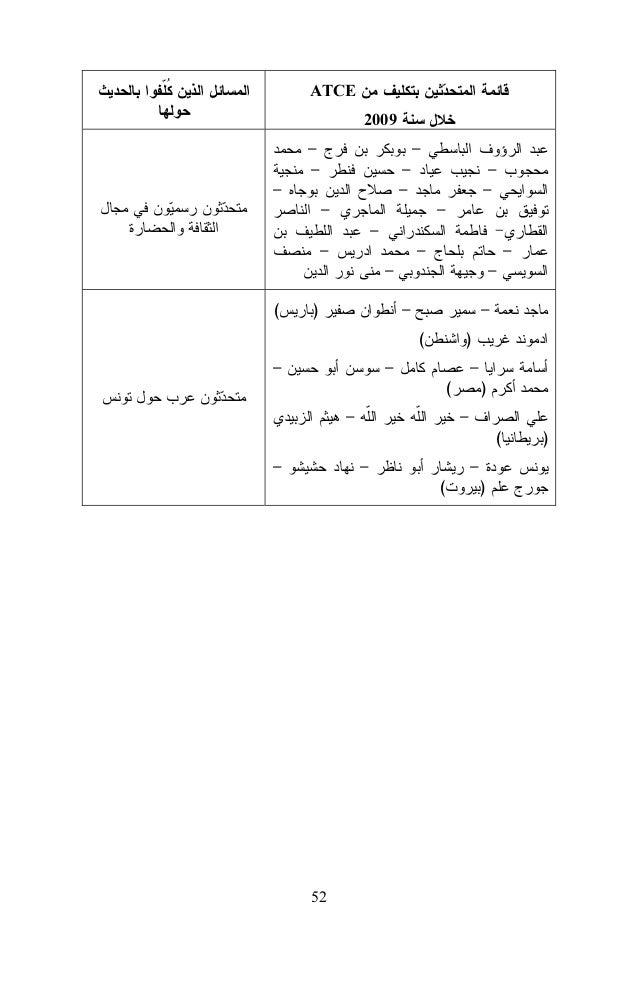 %40  ATCE  .  Tunis Air  –  –  )  ATCE  .(...  ATCE  . :  –I  : 54
