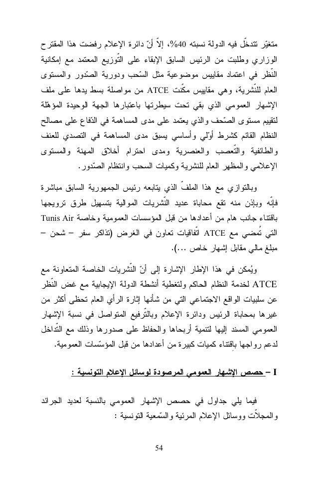 2010 . 52  L'Observateur  . 52  L'Expression  . 52 . 32 . 32 . 32 . 32 . 32 . 28  L'Economiste Maghrebin  . 7  Tourisme In...