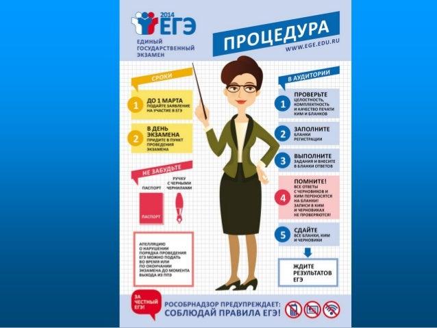 плакаты ЕГЭ Slide 2