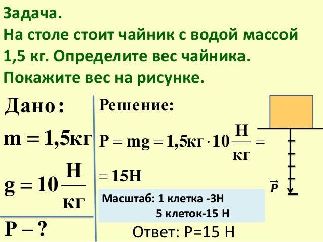 Задачи с решением по теме закон гука решение задач по химии ph