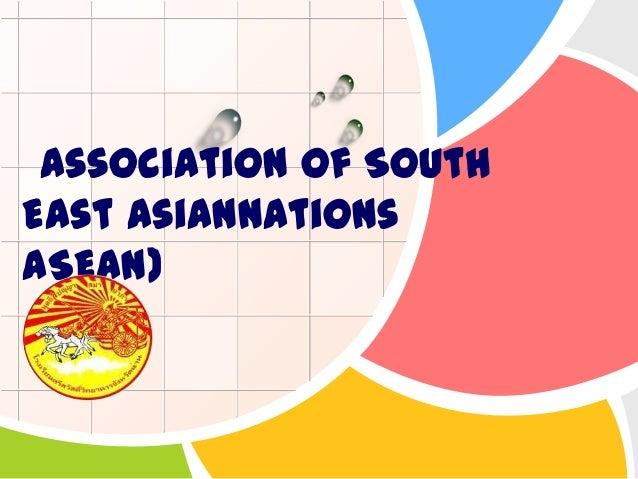 Association of South East AsianNations ASEAN) L/O/G/O