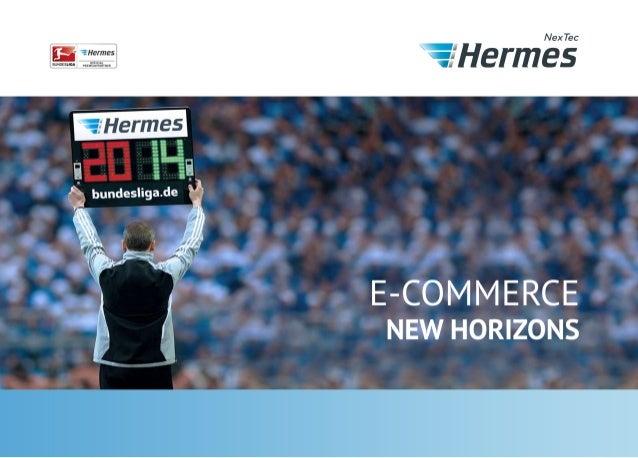 E-commerce services by Hermes NexTec