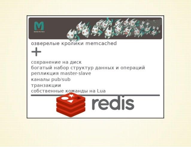 "реализация—linkedlists REDIS LISTS Python Redis >>>foo[1]=""val"" LSETfoo1val >>>len(foo) LLENfoo >>>foo.append(""val"") LP..."