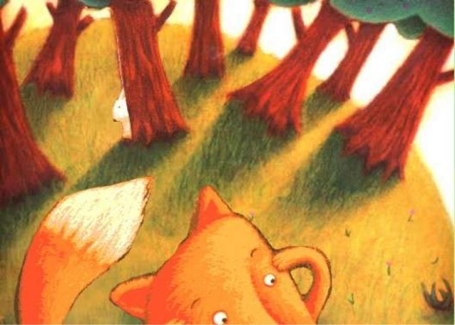 狐狸孵蛋 Slide 2