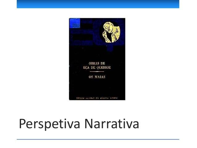  O ponto de vista ou perspetiva narrativa corresponde à adoção de uma determinada posição por parte do narrador para cont...