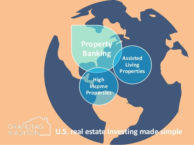 Property Banking Assisted Living Properties High Income Properties U.S. real estate investing made simple