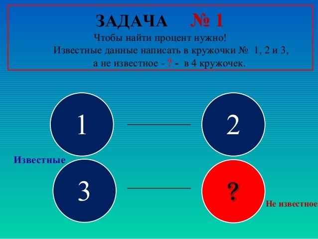 Методика решение задач с процентами задачи на движение 3 тел с решением