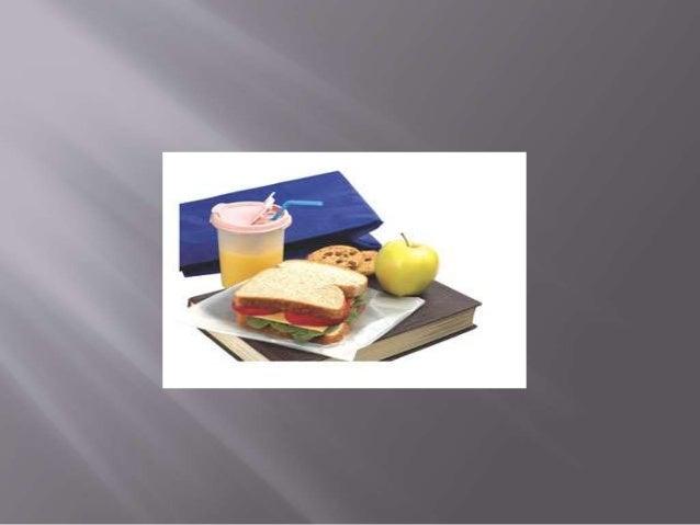 η διατροφή των μαθητών στο σχολείο