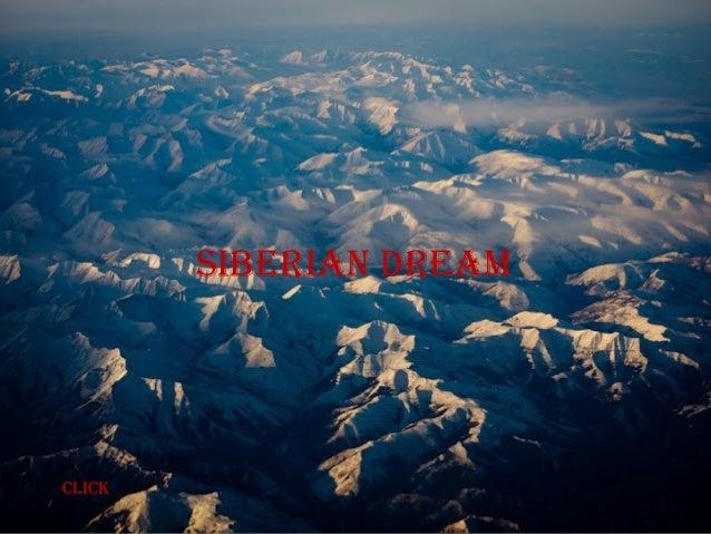 Siberian dream click