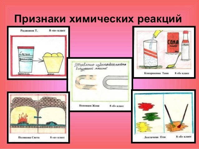 Химические рисунки и картинки 117