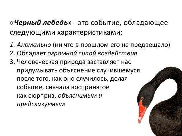 пр идеи и мысли из хорошей книги (черный лебедь) Slide 3